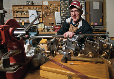 Roger J. Matson came to Boston College in 1967 as a custodian. He retires as lead locksmith for the University.