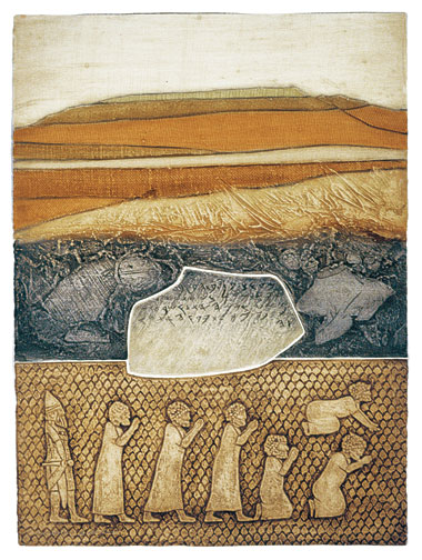 Lachish, from the Israelite Tel Suite, by Sandra Bowden