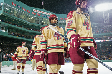 size 40 926fc 98ed2 Report Card: Boston College Hockey Unveils New Jerseys - BC ...